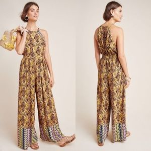 Anthropologie Bl^nk London Gallery Row Jumpsuit